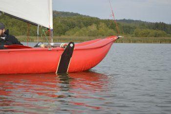 Plachetnice Červený Korzár